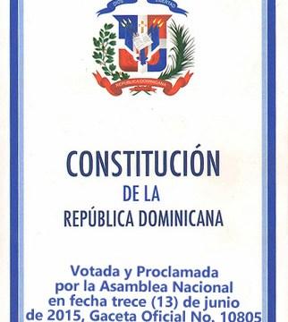 Salvemos la democracia, salvemos la Constitución, Salvemos la República Dominicana.