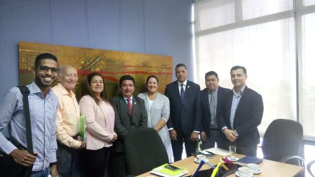Parlacen aprueba proyecto presentado por el diputado Ramón Emilio Goris.