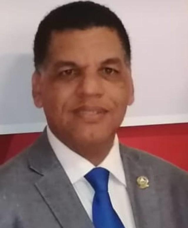 """Diputado Ramón Emilio Goris dice """"PLD es un partido Estado""""."""