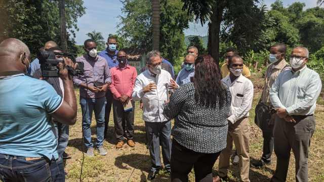 DGDC reactivará proyectos  en Centro Desarrollo Yamasá.