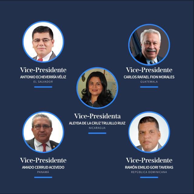Eligen diputados dominicanos como directivos del PARLACEN.