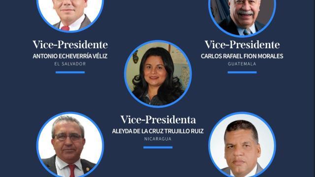 Eligen Vicepresidente y Secretario del PARLACEN en Repùblica Dominicana.