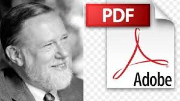 Muere el padre del PDF y fundador de la compañía Adobe a los 81 años.