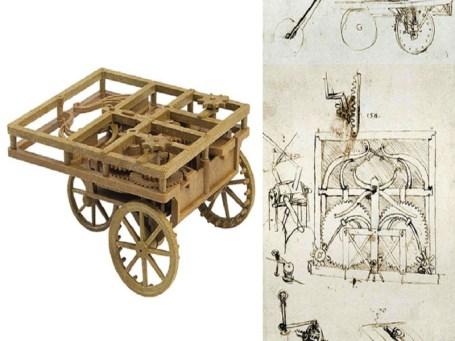 Da-Vinci-Carro-Automovel