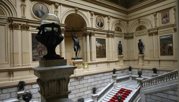 Escadaria Museu Paulista