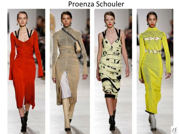 Proenza Schouler Semana de Moda de Nova York por Eliane Figueirôa