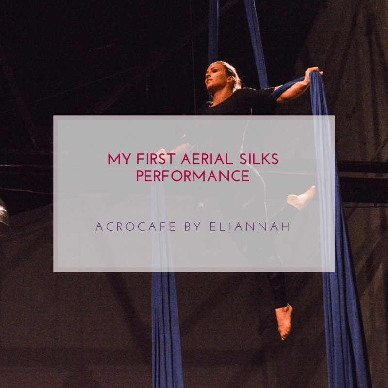 My First Aerial Silks Performance