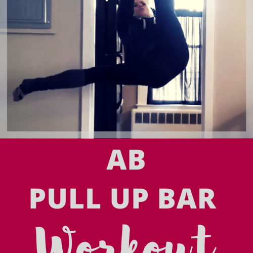 Ab Pull Up Bar Post