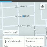 RunKeeper ativar GPS