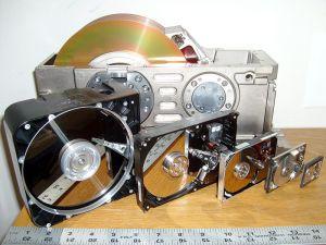 História do disco rígido - HDD