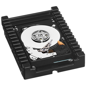 Western Digital hard disk drive