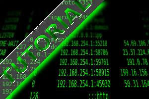 capa do tutorial do comando ss no Linux