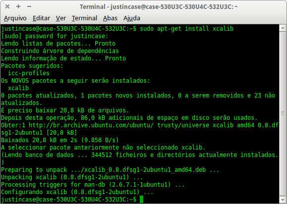 xcalib-apt-get-install