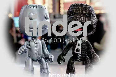 Tinder: sackboy and sackgirl