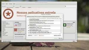 Ubuntu Software Center - captura de tela