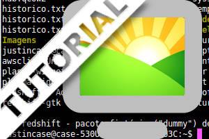 Capa do tutorial para compilar o redshift