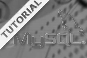 capa do tutorial MySQL