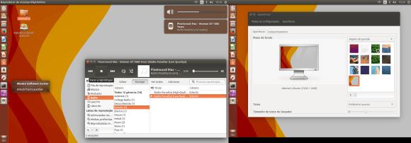 Ubuntu 16.04 LTS Xenial Xerus screenshot
