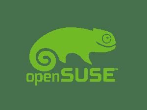 opensuse oficial logo