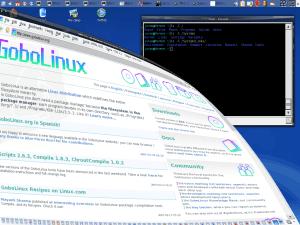gobolinux screenshot