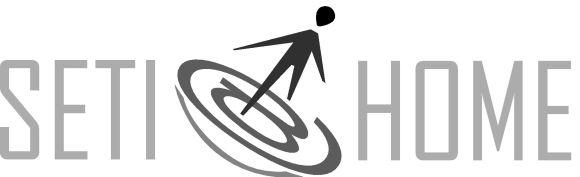 seti at home logo