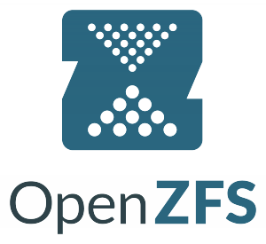 open zfs logo