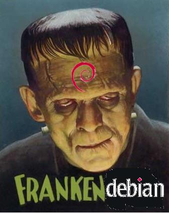 frankendebian