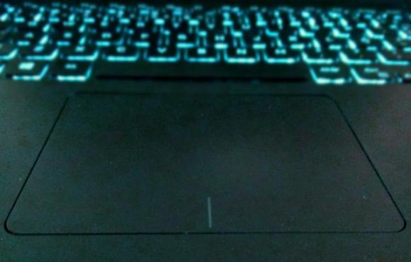 dell touchpad and backlit keyboard