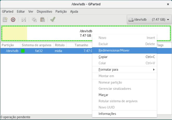 gparted debian ubuntu