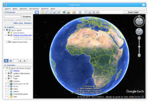 Instale fácil o Google Earth no Linux