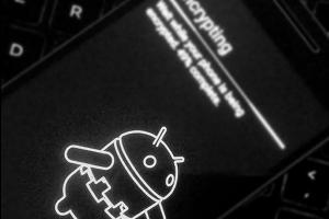 Como criptografar um dispositivo Android da Lenovo/Motorola.