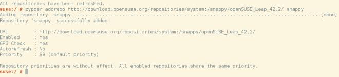 opensuse zypper add repository
