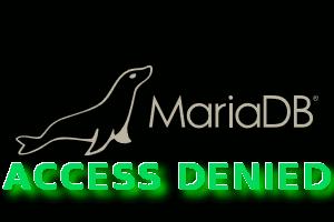 Como resolver o erro 1698 de acesso negado no MySQL  e MariaDB