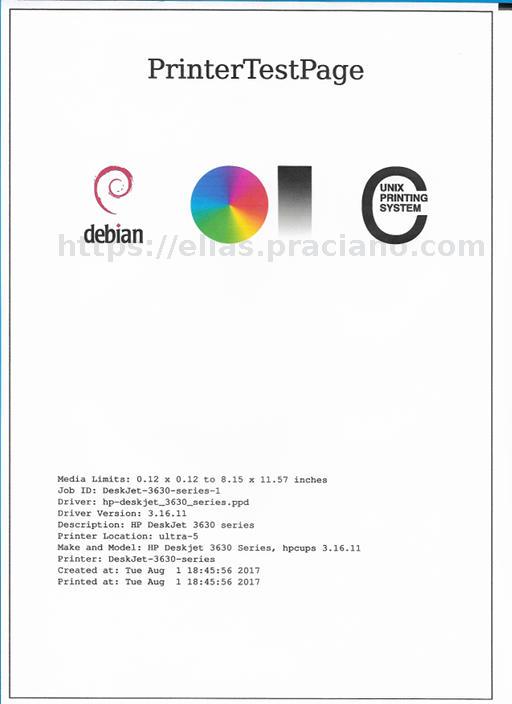 hp deskjet 3630 driver ubuntu
