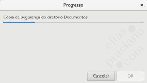 backup zenity linux
