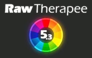 rawtherapee 5.3 logo