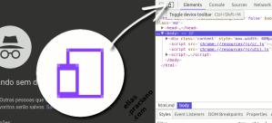 modo desenvolvedor no Google Chrome