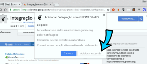 chrome extension install confirm