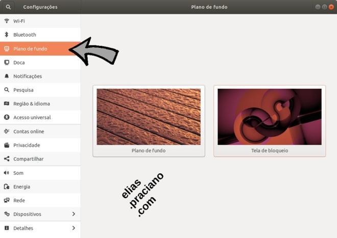 ubuntu papel de parede