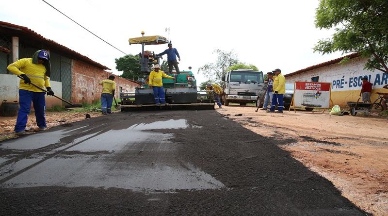 mais asfalto