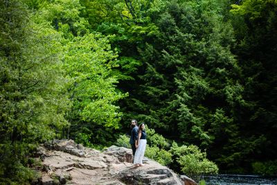 Sarah and Arthur post wedding Session at Gatineau Park Quebec Ottawa