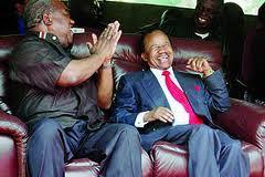 Chiluba and Banda2