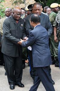 Kaunda, Chiluba and Banda