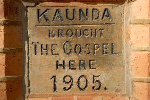 The Faith of David Kaunda
