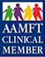 AAMFT Clinical Member badge | R. Hope Eliasof, Sex Therapist & Couples Counselor in Midland Park, NJ 07432