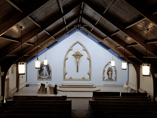 St. Joseph's Church   Portage, PA