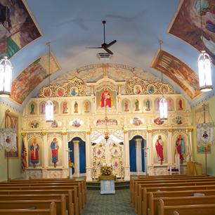 St. Michael's Orthodox Church| Clymer, PA