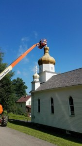 St. Peter & Paul Orthodox Church | Vintondale, PA