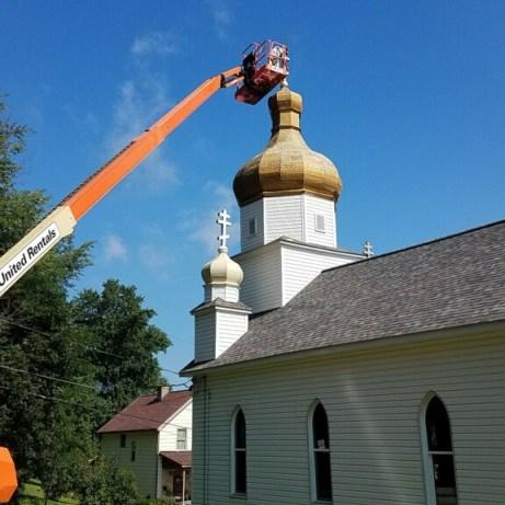 St. Peter & Paul Orthodox Church | Vintondale, PA