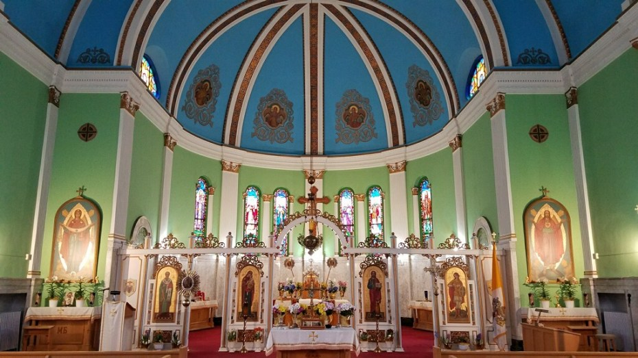 St. John the Baptist Ukrainian Church | Johnstown, PA